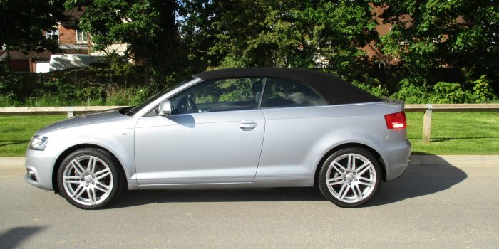 Audi a3 Convertible 003
